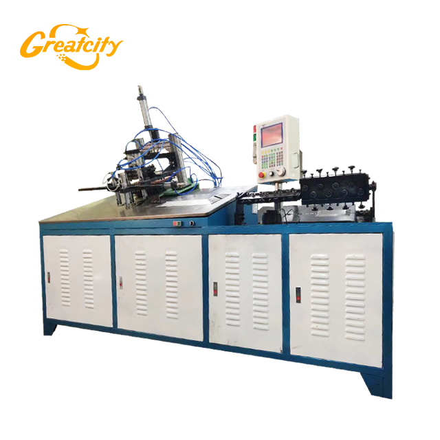 Greatcity Machinery 6mm Steel Wire Bending Machine Price المصنع